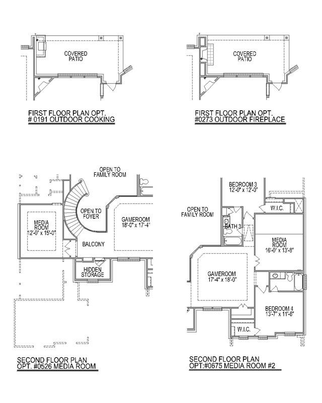 Marrano patio home floor plans for Free modular home floor plans