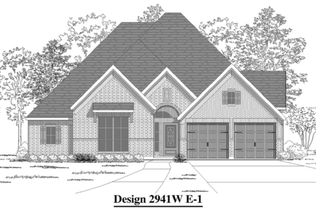 Perry Homes Floor Plans: Elyson Homefinder