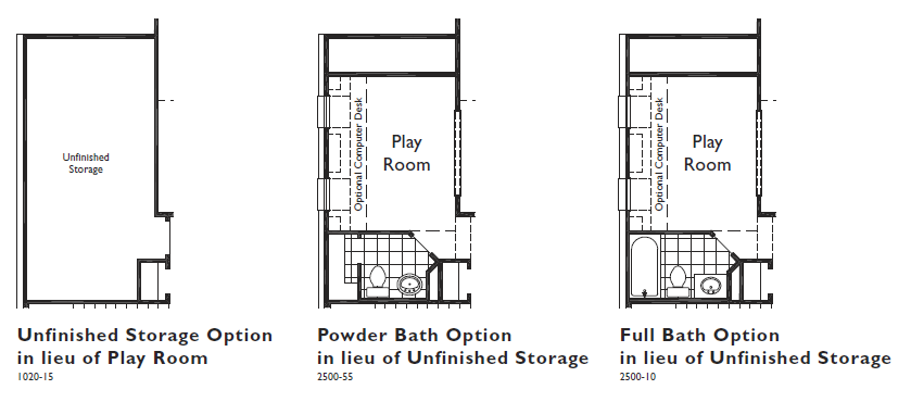 HH 55 - Plan 537, Upper Level - playrm, storage rm, bath options.png