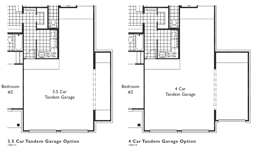 HH 65 - Plan 210, Lower Level Garage options.png