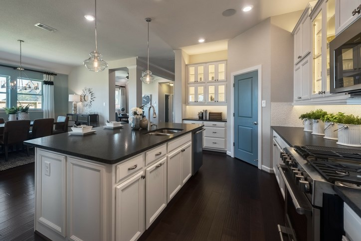 See 2018 Color Trends In Elyson S Model Homes