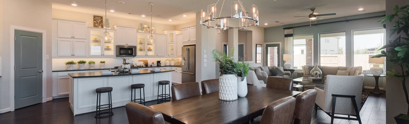Homebuilders in Elyson Master-planned community Katy, TX