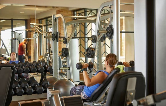 Elyson House Fitness Center for Elyson Residents