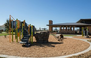 Elyson playground for residents in Katy, TX