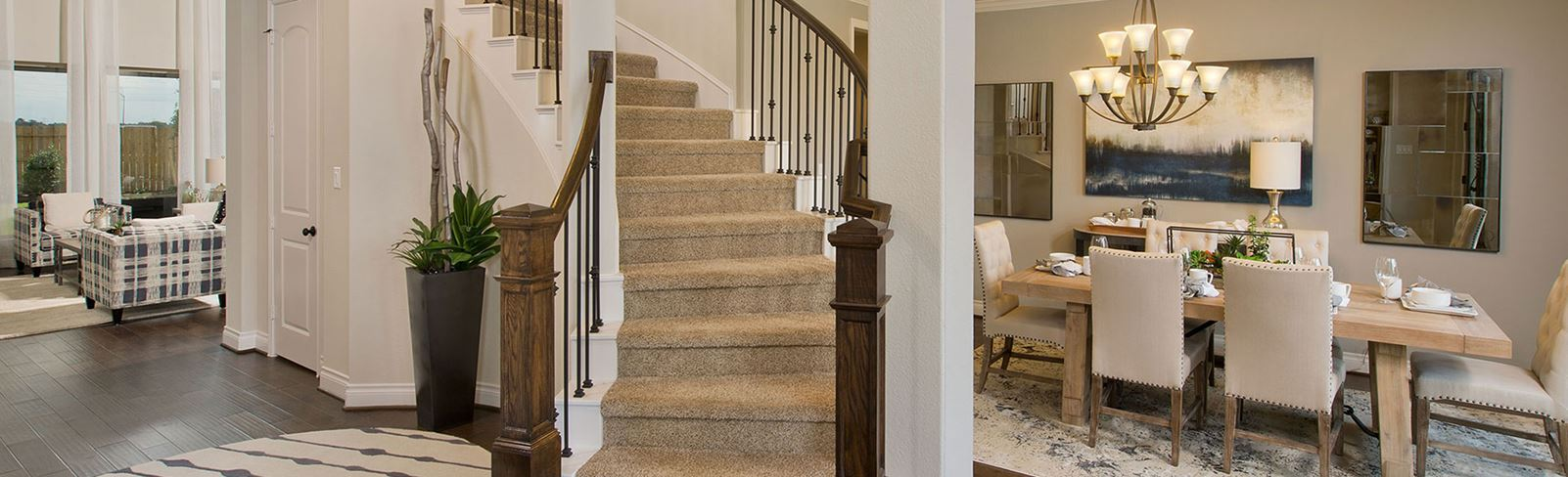 Perry Homes Model Home In Elyson Community Katy Tx