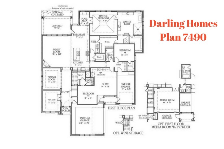 Multigenerational Floor Plans Are