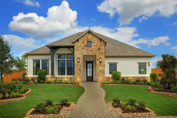 New Drees Model Home in Elyson Katy, TX