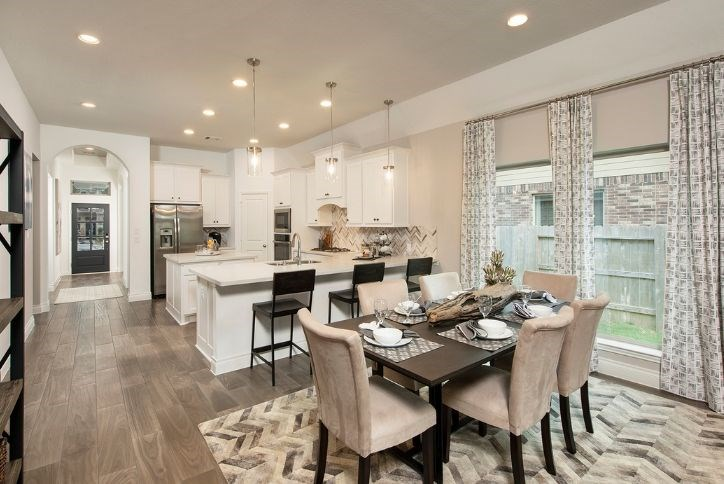 Is The Formal Dining Room Dead It S, Homes Without Dining Room