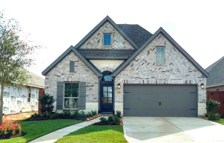 New Home Plan 2026W by Perry Homes - Elyson Community, Katy Texas.