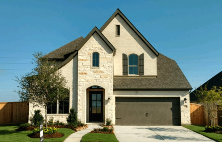 New Home Plan 2694W by Perry Homes - Elyson Community, Katy Texas.
