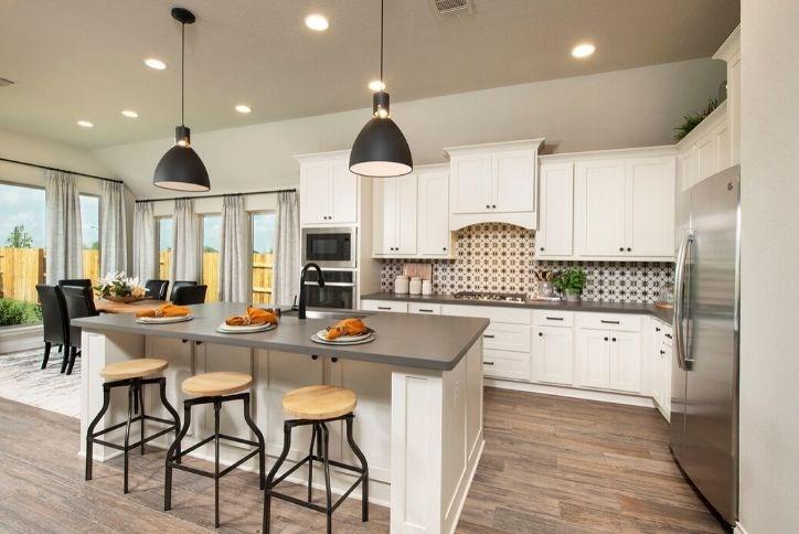 Latest Flooring Trends Hardwood Tile Kitchen Living Room