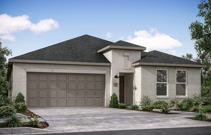 New Home Plan Chambray by Taylor Morrison - Elyson Community, Katy Texas.