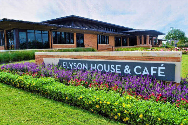 Elyson House & Cafe Amenity Center