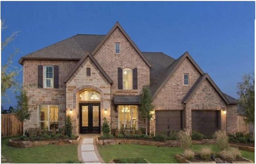 Perry 65 - 3791W  Model Home.JPG