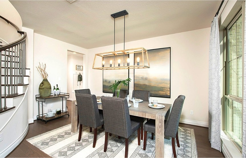 Perry 65 - 23638 Providence Ridge Trail - Model - Dining.jpg