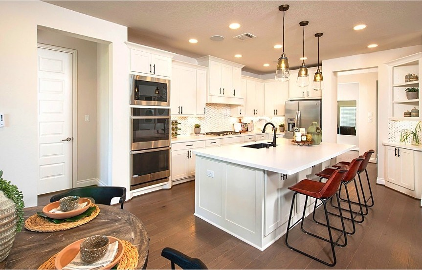 Perry 65 - 23638 Providence Ridge Trail - Model -Kitchen.jpg